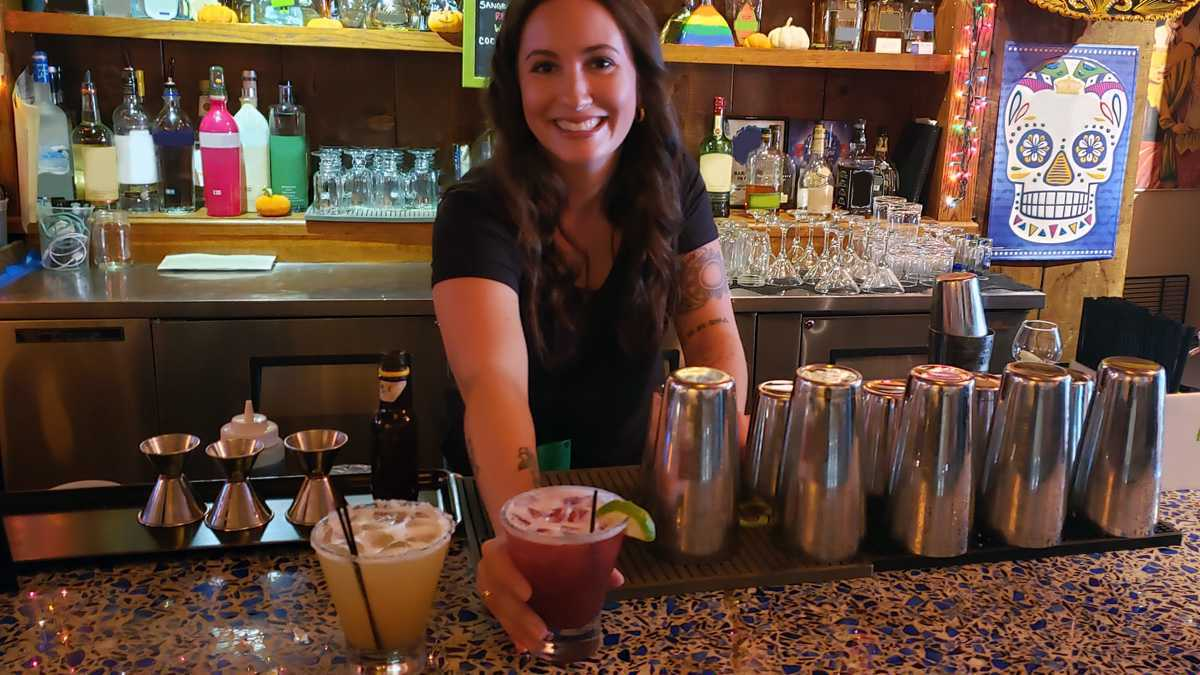 Meet Margot: A Nursing Student & Bartender