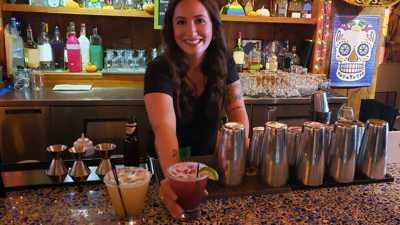Meet Margot: A Nursing Student & Bartender