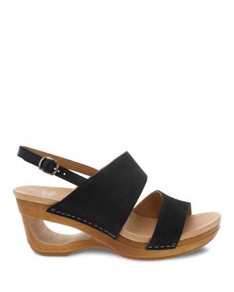 dansko open toe shoes