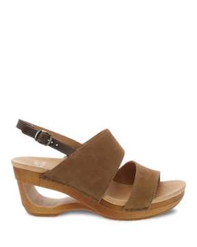 Picture of Tamia Honey Textured Nubuck