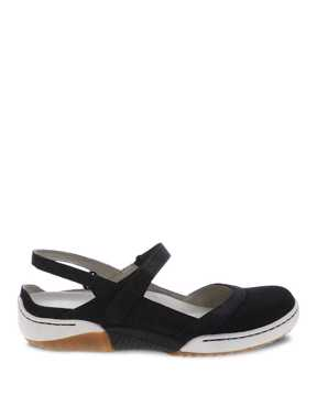 Picture of Raeann Black Suede
