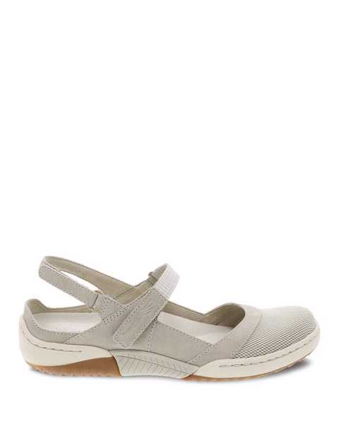 Picture of Raeann Ivory Suede