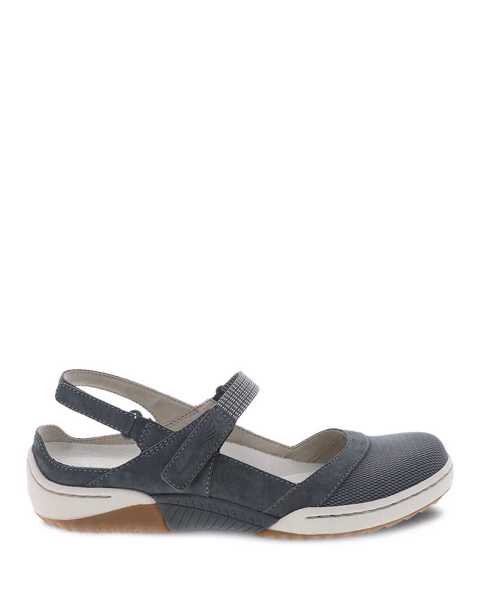 Picture of Raeann Slate Suede
