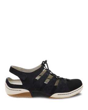 Picture of Riona Black Suede