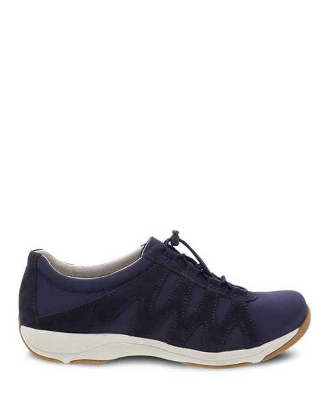 Picture of Harlie Navy Suede