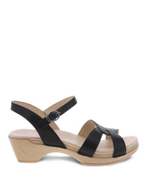 Picture of Karmen Black Burnished Calf