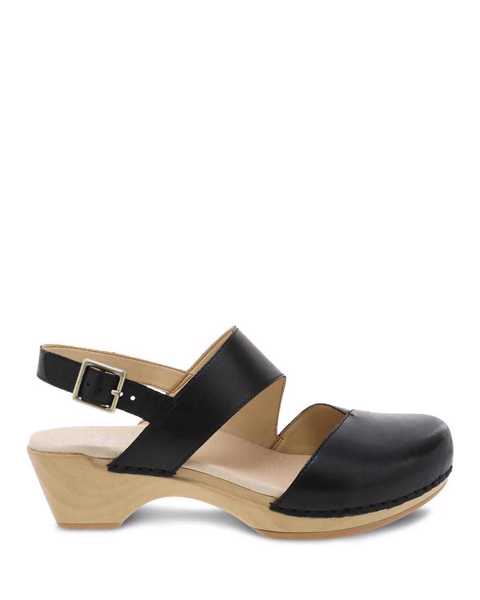 Picture of Kristy Black Burnished Calf