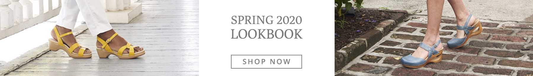 Dansko Spring 2020 Lookbook