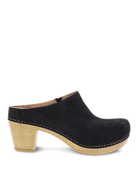 Picture of Abbie Black Nubuck