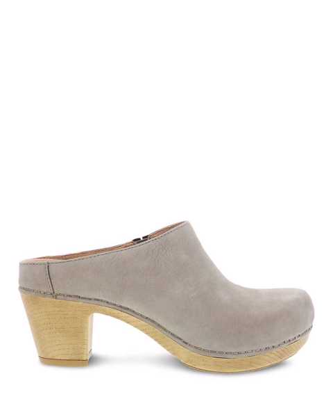 Picture of Abbie Taupe Nubuck