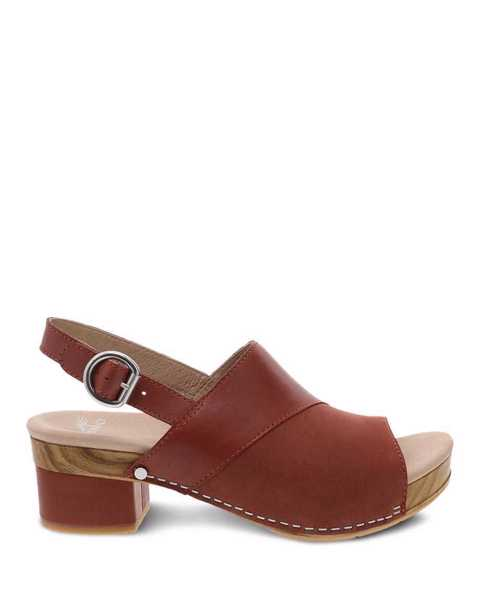 Picture of Madalyn Cinnamon Burnished Calf