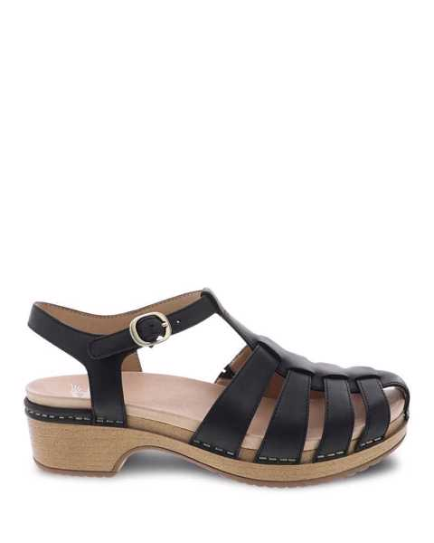 Picture of Brie Black Oiled Pull Up