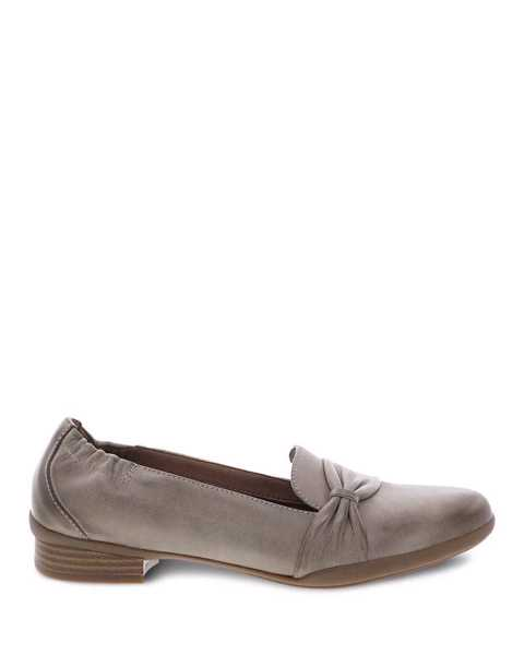Picture of Karen Taupe Burnished Nubuck