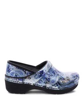 Picture of LT Pro Silver/Blue Paisley Patent