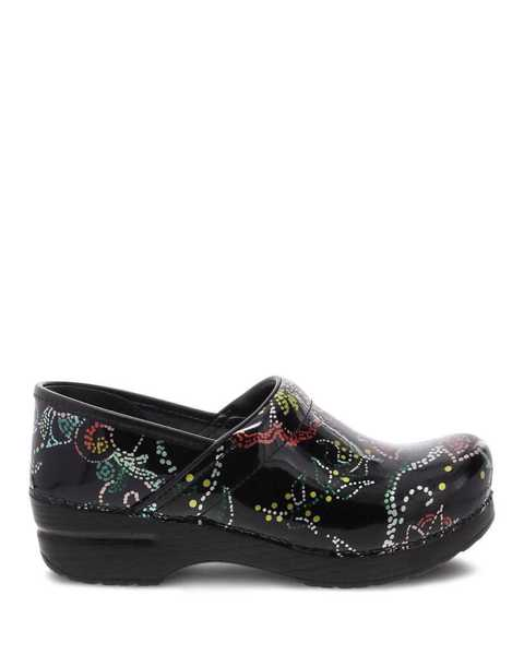 Picture of Professional Dotted Floral Patent