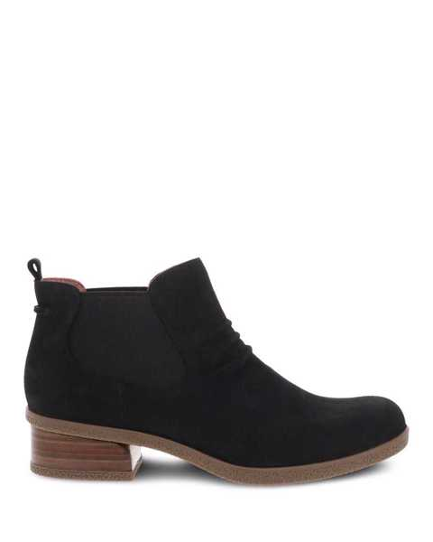 Picture of Bea Black Waterproof Nubuck