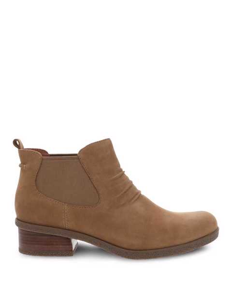 Picture of Bea Biscotti Waterproof Nubuck