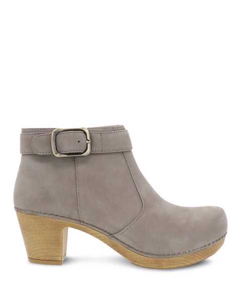 Picture of Autumn Taupe Nubuck