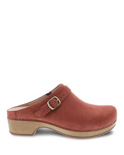 Picture of Berry Cinnamon Milled Nubuck