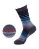 Picture of Stripe Crew Denim Sock