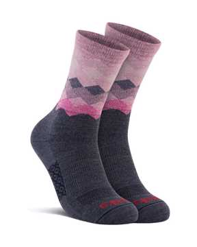 Picture of Argyle Crew Denim Sock