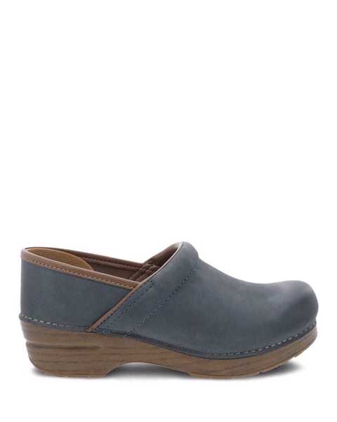 Picture of Professional Blue Burnished Nubuck