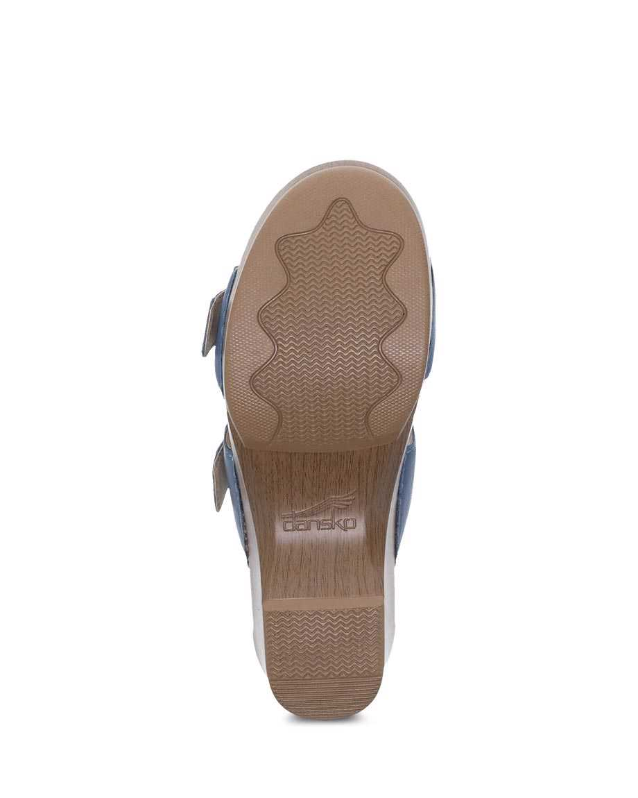 Picture of Sophie Blue Burnished Milled