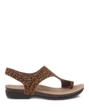 Picture of Reece Leopard Suede