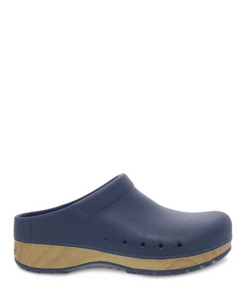 Picture of Kane Blue EVA Clog
