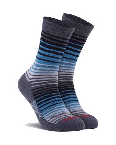 Picture of Stripe Crew Denim Sock