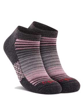 Picture of Stripe Low Cut Grey Sock