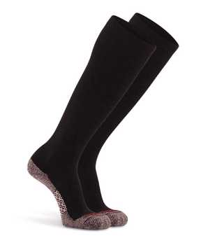 Picture of Monotone Knee High Coal Compression Sock