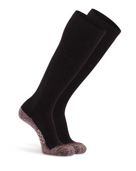 Picture of Monotone Knee High Coal Compression Sock