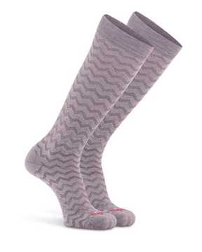 Picture of New Wave Knee High Dove Compression Sock