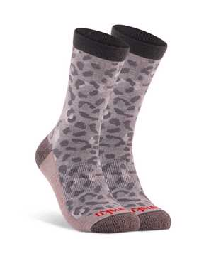 Picture of Cheetah Crew Snow Sock