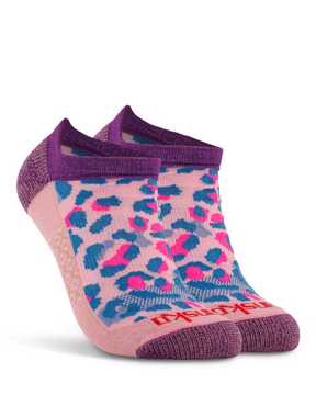 Picture of Cheetah Low Cut Brights Sock