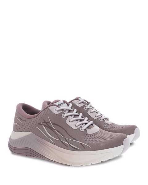 Dansko Pace walking sneaker in blush