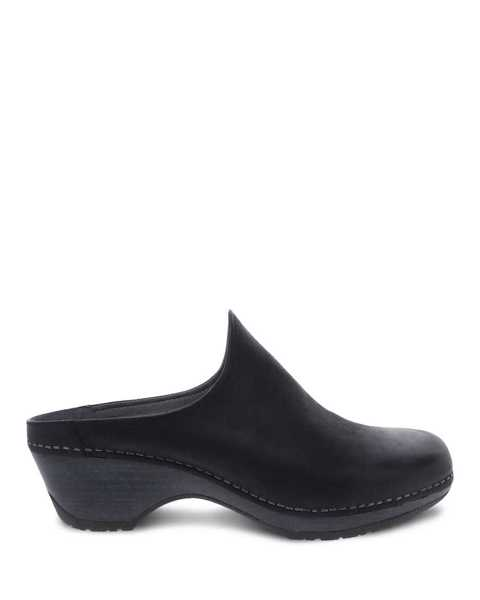 Picture of Melody Black Burnished Calf