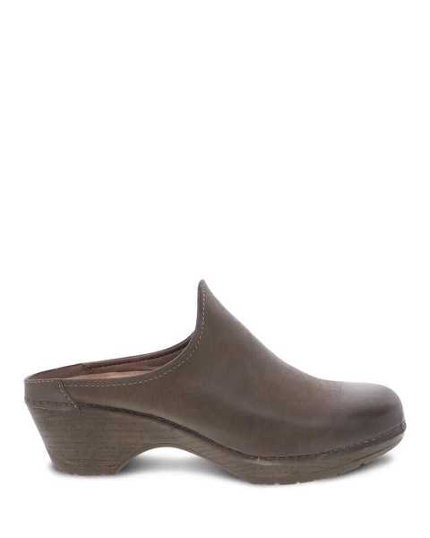 Picture of Melody Taupe Burnished Calf