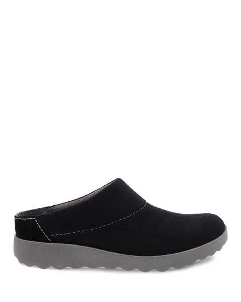 Picture of Lucie Black Mule