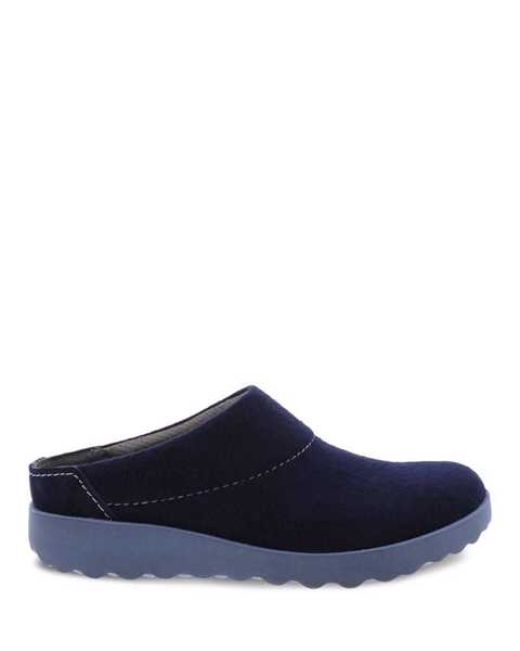 Picture of Lucie Navy Mule